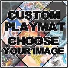 Custom TCG Playmat • CHOSE YOUR IMAGE! WE WILL PRINT IT! Playmats Mat Blank