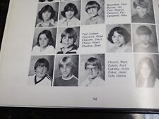 KURT COBAIN 7TH GRADE 1980 SYLVAN YEARBOOK YEAR BOOK W/ CLASS PHOTO VERY RARE!!!