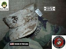 US Marines USMC MARPAT Desert Digital MCCUU Army Garrison Mütze Hat L Large