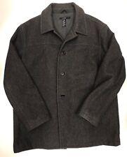 J. Crew University Coat Jacket Men's Size Large Gray Color Worn