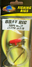 Tsunami Boat Rig,Tope Wire Trace #7/0,Fishing Rigs