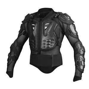 Protektorenjacke Motorrad / Schutzkleidung XGP sw Gr. M B-Ware