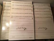 The Symphonies of Joseph Haydn
