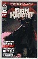 The Batman Who Laughs The Grim Knight #1 DC Comics (1st Print 2019) NM