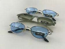 Vintage Hush Puppies Sunglasses Lot 90's 3 Pairs Models: Wave, Groove, Rhythm