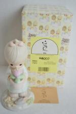 "Enesco Precious Moments - ""May"" 1987 #110035 in Box"