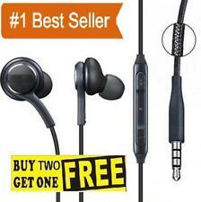 Écouteurs SAMSUNG GALAXY Casques des Écouteurs Pour GALAXY S8 S9 S7 Note 8 tressé