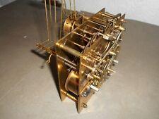 Ancienne mécanique de mouvement carillon 8 marteaux avec gros rouleau.