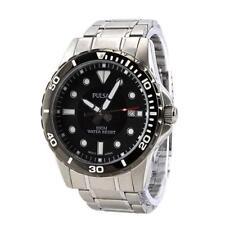 Relojes de pulsera Pulsar de acero inoxidable