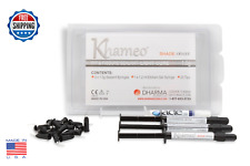 Dental Light Cure Pit and Fissure Sealant Kit Resin Bond OPAQUE - #1 Quality
