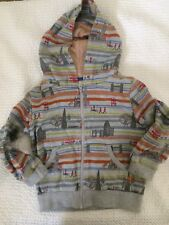 Monsoon London Hoody Age 2-3 Years