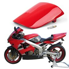 Rear Seat Cover Cowl For Kawasaki ZX6R ZX 6R 2000-2002 2011 Red BT