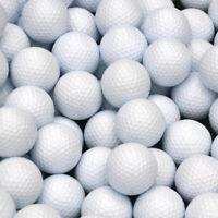 10PCS PU Foam Elastic Sponge Golf Balls Indoor Outdoor Practice Sponge Ball