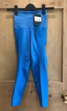 Calf Length Nylon Patternless Activewear for Women
