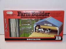 BRITAINS FARM #4709 ATCOST LIVE STOCK BUILDING SET COMPLETE IN ORIGINAL BOX