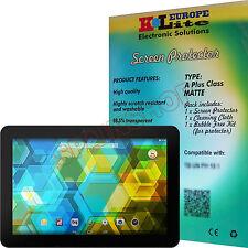 Protector pantalla ANTIRREFLEJO y KIT LIBRE BURBUJA para Tablet BQ Edison 3 10.1