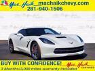2019 Chevrolet Corvette 2dr Stingray Z51 Cpe w/2LT 2019 Chevrolet Corvette 2dr Stingray Z51 Cpe w/2LT 7794 Miles ARCTIC WHITE 2dr C