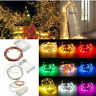 20/30/50/100Pack LED String Copper Wire Fairy Lights Battery Powered Waterproof