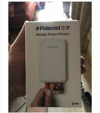 Polaroid ZIP Stampante Istantanea Portatile Zink Bianco