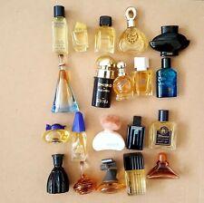 Miniature profumo vintage LOTTO X 20
