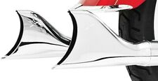 Freedom Performance - AC00034 - 2 1/2in. Sharktail End Cap, Chrome