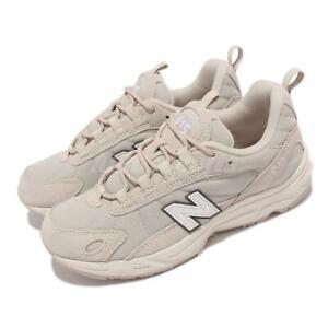 New Balance 615 NB Beige White Men Unisex Casual Lifestyle Shoes ML615KO1-D