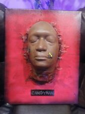 CANDYMAN TONY TODD sculpture 3D PAINTING