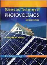 Science & Technology of Photovoltaics by P. Jayarama Reddy