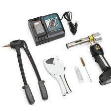 Rehau Rautool A-Light2 Set 16/20/25/32 Akkumaschine Pressmaschine Presswerkzeug