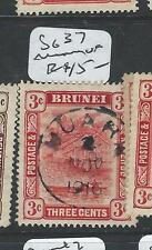 BRUNEI (PP1701B)  3C  SG SG37    MUARA      CDS     VFU