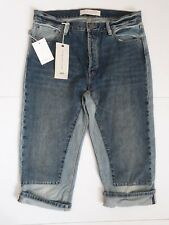 Marc By Marc Jacobs 3 / 4 length jeans waist 30 new with tags