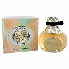 PRIVATE BY JOHAN B. 3.0 OZ / 90 ML EDP PERFUME SPRAY FOR WOMEN NEW IN BOX SEALED