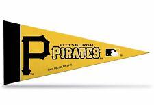 PITTSBURGH PIRATES 8 PIECE FELT MINI PENNANTS SET PACK MLB BASEBALL