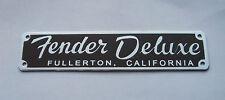 Tweed Deluxe Badge
