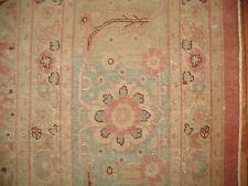 Antique Turkish Ushak Oushak Sivas Herekeh Fine Rug Size 11'2''x14& #039;2''