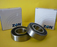 GSX600 F 89-03 ZEN FRONT WHEEL BEARINGS FOR SUZUKI