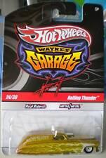 Hot Wheels Rolling Thunder Wayne'S Garage 24/39 Metal