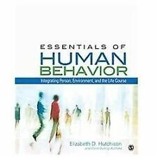 Essentials Of Human Behavior Elizabeth D. Hutchison Pb 2012