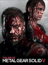 The Art Of Metal Gear Solid V by Konami (Hardback, 2016)