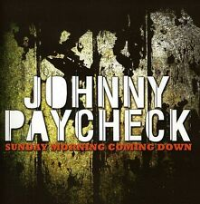 Johnny Paycheck - Sunday Morning Coming Down [New CD] Manufactured On Demand