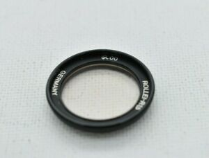 Genuine Rollei Filter R00 R 1,5 nkrko 200550 for Rollei 35 Cameras