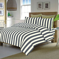 Bedding Set Quilt Cover Extra Deep Fitted Sheet Pillowcase(s) Single Double King