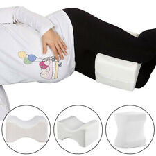 Knie Kissen Schaumstoff dazwischen Bein Ermüdung Komfort Schlaf UnterstützungP@