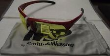 Smith & Wesson SW501-40D Amber Lens Shooting Glasses
