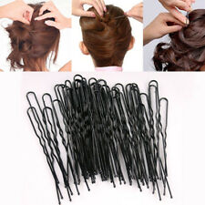 45pcs Fashion Women U Shape Hair Bun Stick Bobby Pins Clip Barrette Hairpin