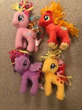 My Little Pony Plush Set Of 4