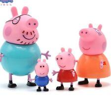 Peppa Pig Family Figure Pack - play - imagination - Kids - Models - plastic