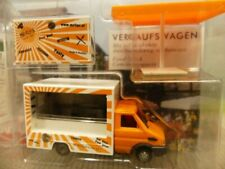 1/87 Busch IVECO Daily Verkaufswagen Food Truck 5429