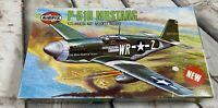 Airfix 1/72 02066-6 P-51B Mustang Series 2 Model Kit Decals Part Missing