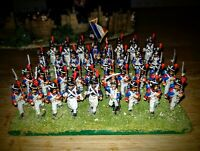 28mm Napoleonic French Old Guard grenadears   x35 metal figures